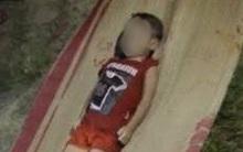 Xót xa bé trai 3 tuổi chết đuối thương tâm ở Thái Nguyên