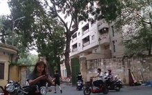 Hà Nội: Nam sinh ĐH Thủy Lợi rơi từ tầng 7 xuống đất tử vong
