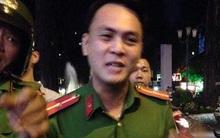 Đề xuất kỷ luật cảnh cáo Thiếu úy đánh người bán hàng rong ở hồ Con Rùa tại Sài Gòn