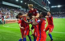 Thi đấu hơn người, ĐT Anh vất vả giành chiến thắng phút 94