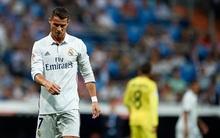 Ronaldo và Real bị chặn đứng mạch toàn thắng