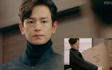 """""""UF"""": Từ bỏ quyền cao chức trọng, Im Joo Hwan trở thành nhân viên bốc vác vì Suzy"""