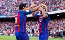Suarez gọi Messi là con quái vật