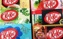 Lý do người Nhật phát cuồng vì Kitkat đến mức tạo ra 300 hương vị khác nhau