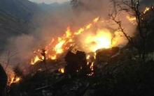 Máy bay hơn 40 người bị rơi, có thể không ai sống sót