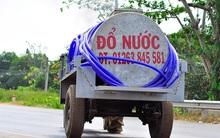 Hàng chục xe bồn chạy hết công suất cứu hạn cho nông dân