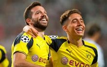 Dortmund thắng 6-0, xếp trên Real ở Champions League