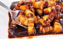 Học người Thái dùng đường thốt nốt kho thịt dẻo dẻo đưa cơm