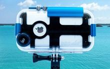 Tha hồ lặn biển chụp choẹt với chiếc ốp lưng dành riêng cho iPhone