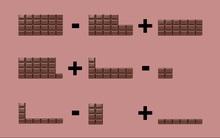 Không giải được bài toán tính nhẩm kẹo sô-cô-la thì 0 điểm về chỗ