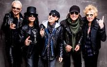 Ban nhạc huyền thoại Scorpions sẽ tới Hà Nội vào tháng 10 tới đây!