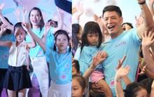 Lưu Hương Giang, Bình Minh và nhiều sao Việt cùng nhảy tập thể khắp Việt Nam