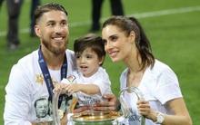 Gia đình hạnh phúc của Sergio Ramos với bạn gái hơn 8 tuổi có nguy cơ tan vỡ