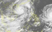 """Lại xuất hiện siêu bão Haima, nguy cơ """"bão chồng bão"""""""