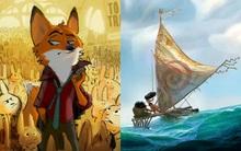 Cuộc đua Oscar mảng phim hoạt hình - Nội chiến của nhà chuột Disney