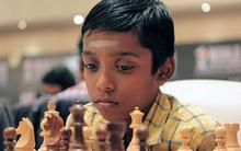 """11 tuổi, """"con nhà người ta"""" đã trở thành kiện tướng cờ vua quốc tế trẻ nhất thế giới"""