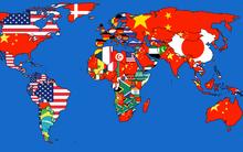 18 tấm bản đồ sẽ khiến bạn có cái nhìn khác về thế giới