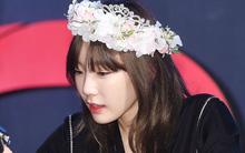 Sau nghi vấn sửa môi cong, Taeyeon (SNSD) lại bị tố phẫu thuật thẩm mỹ mắt
