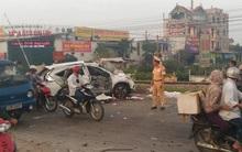 Vụ tai nạn đường sắt kinh hoàng ở Hà Nội: Thêm 1 nạn nhân tử vong