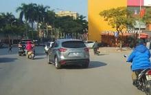 Lời khai phó giám đốc lái xe Mazda CX5 lạng lách, tông vào người đi đường rồi bỏ chạy
