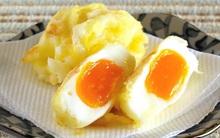 Cách để làm tempura trứng giòn tan mà vẫn còn nguyên lòng đào