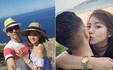 """Hot girl Tú Linh lần đầu tiên công khai ảnh bạn trai """"cảm nắng"""" từ năm... lớp 3"""