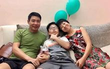 Chia tay đã 6 năm, MC Thảo Vân và Công Lý vẫn vui vẻ đoàn tụ trong dịp sinh nhật con trai