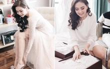 Hậu đám cưới, Mai Ngọc tung loạt ảnh hậu trường và clip siêu lung linh