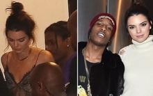 Kendall Jenner lại bị đồn hẹn hò rapper khi đi club cùng nhau tới sáng