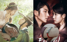 """9 tình tiết """"đụng nhau"""" đến kì lạ giữa hai """"siêu Trăng"""" xứ Hàn"""