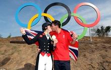 Olympic Rio 2016 trở thành kỳ Thế vận hội lãng mạn chưa từng có