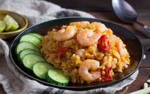 Tự làm cơm rang Tom Yum, mang hương vị Thái Lan về nhà