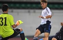 Nhật Bản gặp U19 Việt Nam ở bán kết sau màn hủy diệt Tajikistan