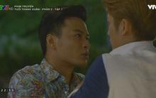 Khánh (Hồng Đăng) túm cổ áo Junsu (Kang Tae Oh), đòi lý lẽ cho tình cũ Linh (Nhã Phương)