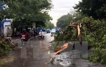 Thừa Thiên-Huế: Mưa lớn kèm lốc xoáy, một phụ nữ mất tích