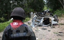Nổ bom bên ngoài một quán mỳ ở Thái Lan, 20 người thương vong