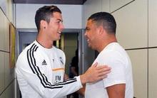 """Ro """"béo"""" loại Ronaldo khỏi đội hình hay nhất mọi thời đại"""