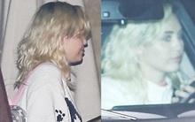 Miley Cyrus đã trở lại hình ảnh Hannah Montana với mái tóc dài nữ tính