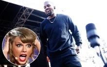Khán giả cùng hò reo lăng mạ Taylor Swift trong concert của Kanye West