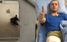 Một chiếc iPhone vừa cứu mạng anh lính chống khủng bố