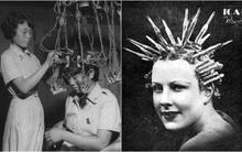 """Sốc với công nghệ làm tóc """"xoăn xù mì"""" của phụ nữ thập niên 1920"""