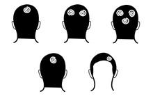 Bói hình dáng, số lượng xoáy tóc, dự đoán số mệnh con người