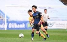 Xuân Trường nhận danh hiệu cầu thủ xuất sắc nhất trận ở giải đấu số 1 Hàn Quốc