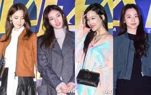 """Màn đọ sắc hiếm hoi của 4 mỹ nhân Kpop: Sulli bất ngờ """"nhỉnh"""" hơn Yoona, Suzy và Sohee?"""