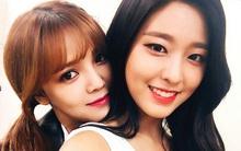 """Rộ tin """"mỹ nhân thế hệ mới"""" Seolhyun và thành viên Jimin (AOA) đang ở Việt Nam!"""