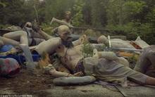 Khu nghĩa địa ma-nơ-canh hoang tàn khơi gợi cảm giác lạnh gáy như phim kinh dị