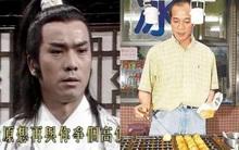 """Tài tử """"Bao Thanh Thiên"""" sa cơ lỡ vận, bán bánh rán trên phố kiếm kế sinh nhai"""