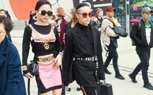 """Tóc Tiên và Kelbin Lei """"xung trận"""" Tuần lễ thời trang Seoul với phong cách chất lừ"""