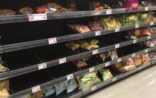 Khủng hoảng snack ở Nhật, người dân tranh giành từng gói khoai tây chiên