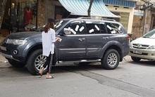 Không xử phạt cô gái trẻ dán băng vệ sinh lên xe ô tô đậu trước cửa nhà gây xôn xao dư luận